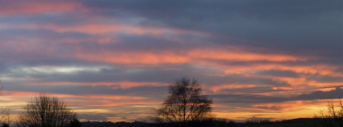 sunset panorama orange clouds landscape essex dutonhill nickramsey canonef100mmf28lmacro eos7dmarkii