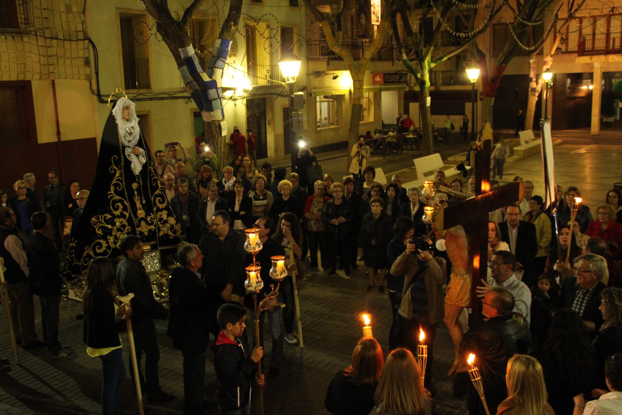 (2014-04-01) -  V Vía Crucis nocturno - Javier Romero Ripoll (61)