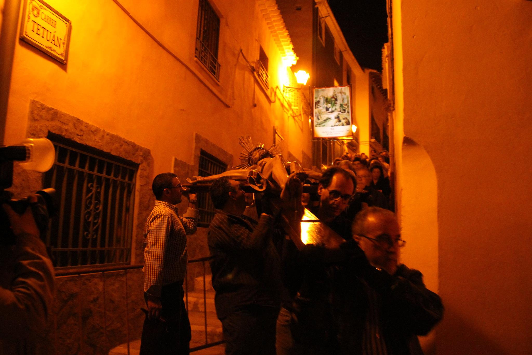 (2014-04-01) -  V Vía Crucis nocturno - Javier Romero Ripoll (116)