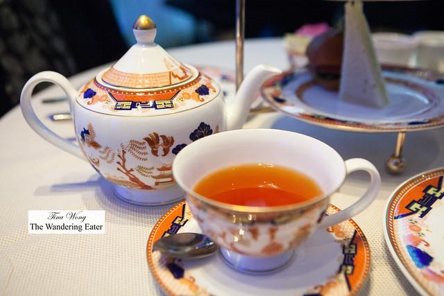 My friend's ceylon ginger tea