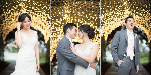 Hannah and Josh Wedding | by beautybyjill