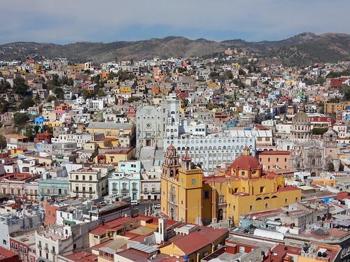 Guanajuato - Basilica en Universidad