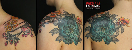tatouage par paco chez fisherman tattoo club | by fisherman_tattoo_club