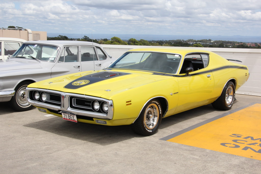1971 Dodge Charger Super Bee Coupe 1971 Dodge Charger Supe