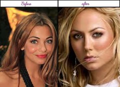 Beautiful Women Celebrities Imogen Bailey After Owning Plastic Surgery Serious Pics