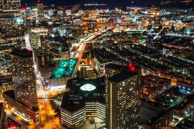 City Living - Boston[Explored]