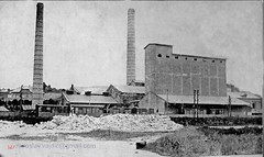 Cement factory 'Sloboda' Podsused