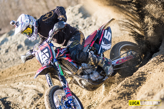 G. Gianola Action Pics in the Dirt