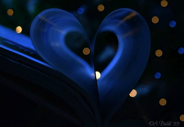 Blue Heart    (Thanks EXPLORE)