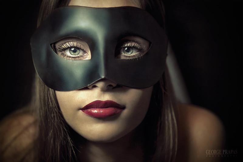 Violina | Masked Portrait