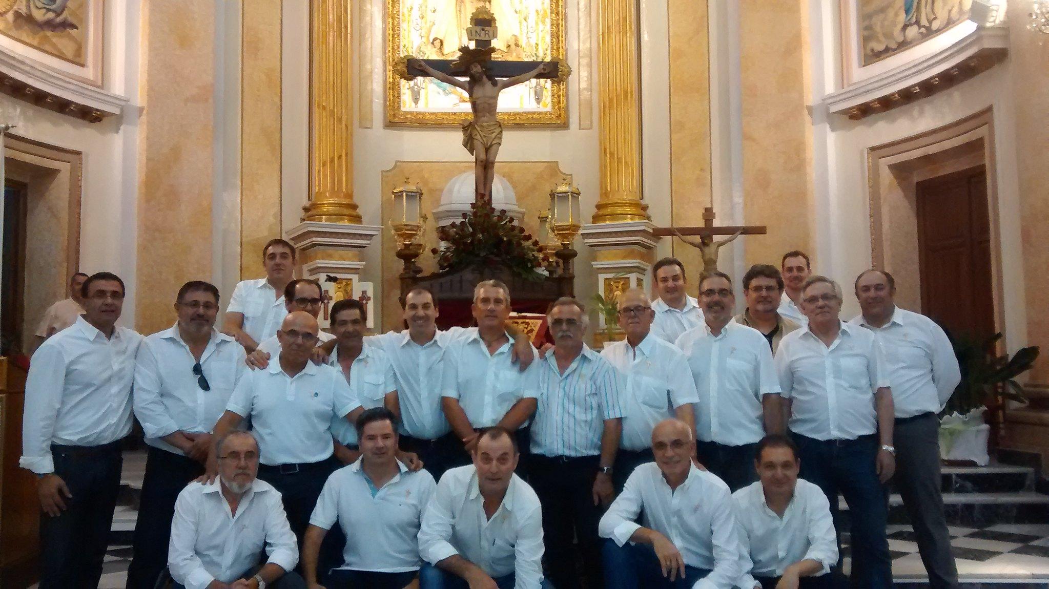 (2014-06-27) - Eucaristía y bajada del Cristo - José Vicente Romero ripoll (04)