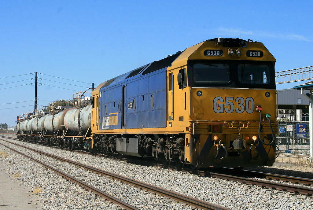 1116S G530 Largs by Trackside Photography Australia
