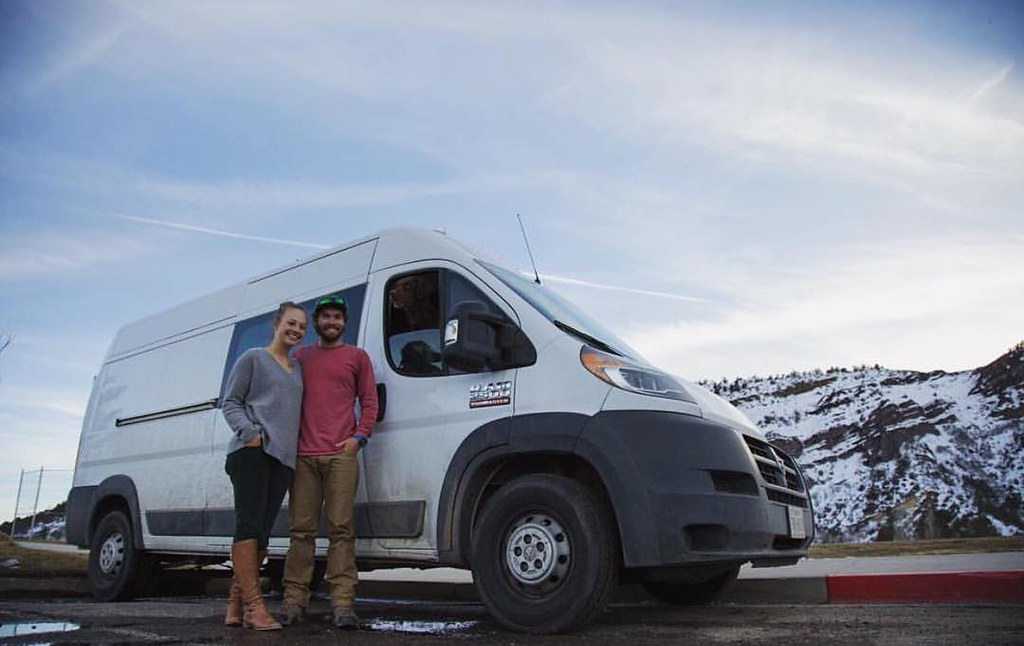 Meet @thewayback_   They've built an awesome camper in a D