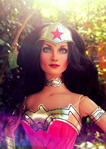 Wonderwoman  Tonner doll repaint by SashaBleu | by sigma82