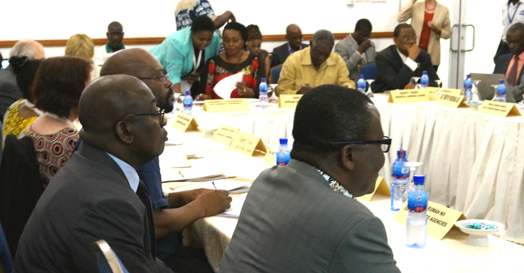 High-Level Roundtable on food safety and aflatoxins in Africa