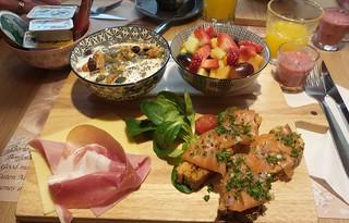 Ontbijten Brus Gistel | by Laloe.be