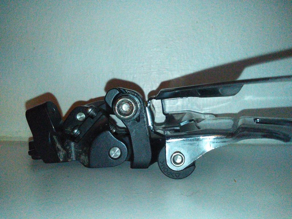chain slap 2014 Shimano SLX FD-M671A