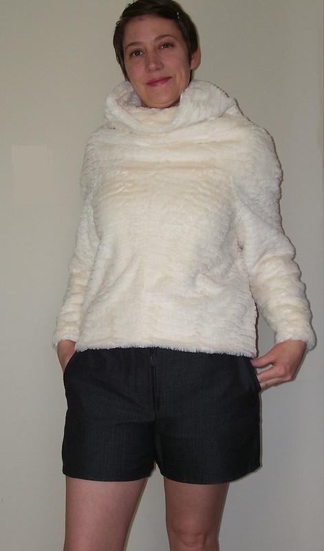 Burda Raglan Sweater by mahlicadesigns