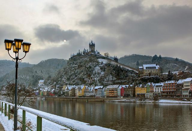 Winter in Cochem/Mosel