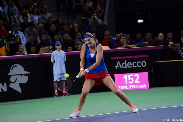 Fed Cup: Romania vs Czech Republic
