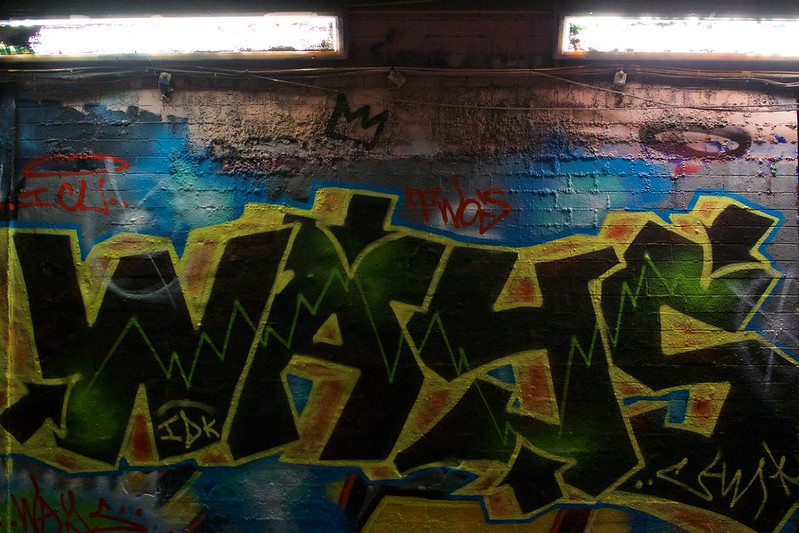SE1 Graffiti