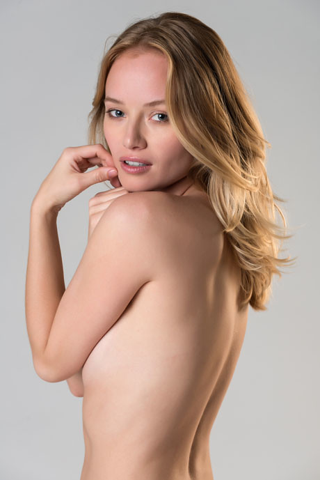 Lovely nude