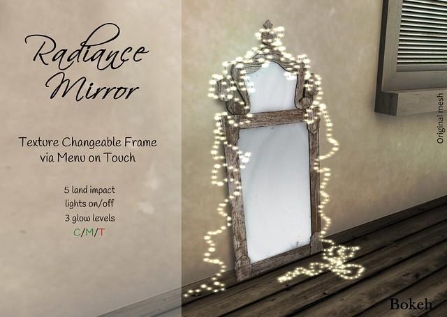 Radiance Mirror