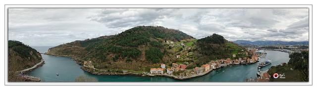 Puerto de Pasaia - Gipuzkoa - Euzkadi Basque Country