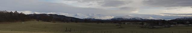 Cairngorm Mountains