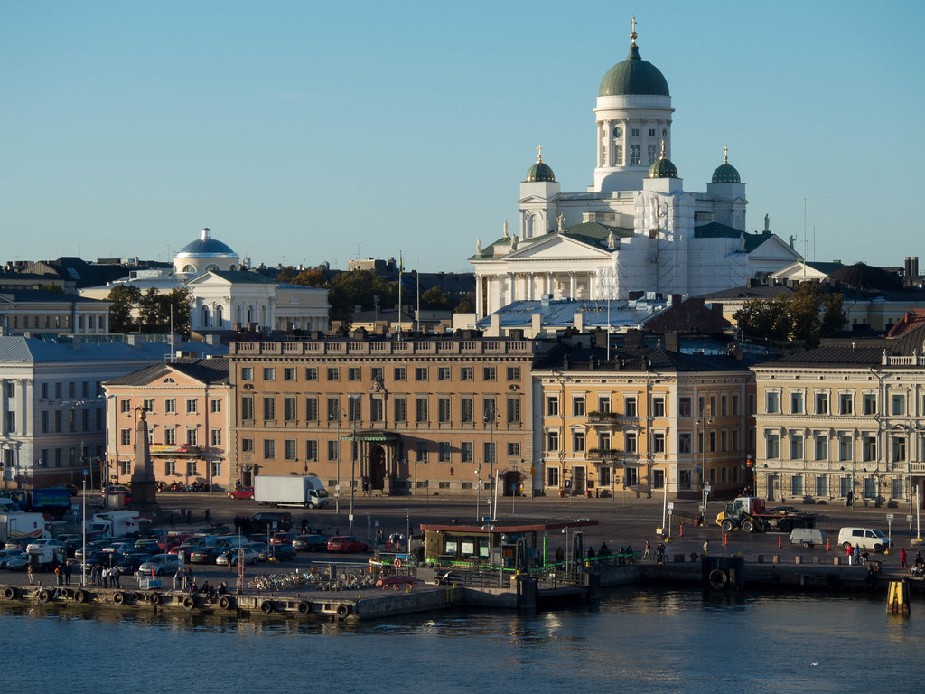 Senaatintori...Helsinki | OLYMPUS DIGITAL CAMERA