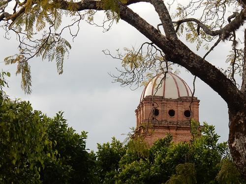 Tapalpa - kerktoren