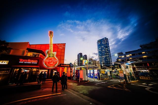 16/366 : Hard Rock Cafe Tokyo