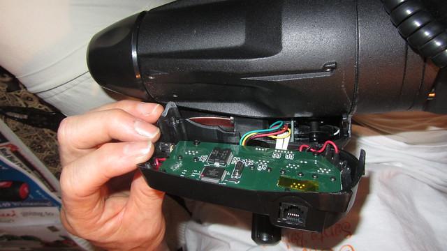 IMG_6712 Celestron Advanced VX motor control electronics