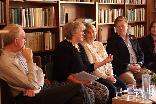 Panel Discussions 2014 | by A festival of living and dying