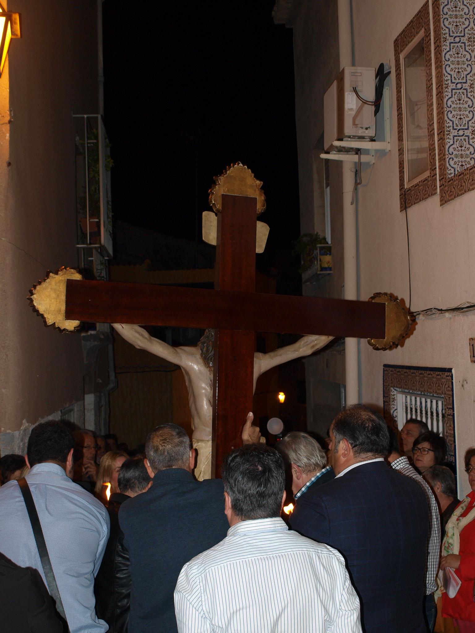 (2014-04-01) - V Vía Crucis nocturno - Paloma Romero Torralba (09)