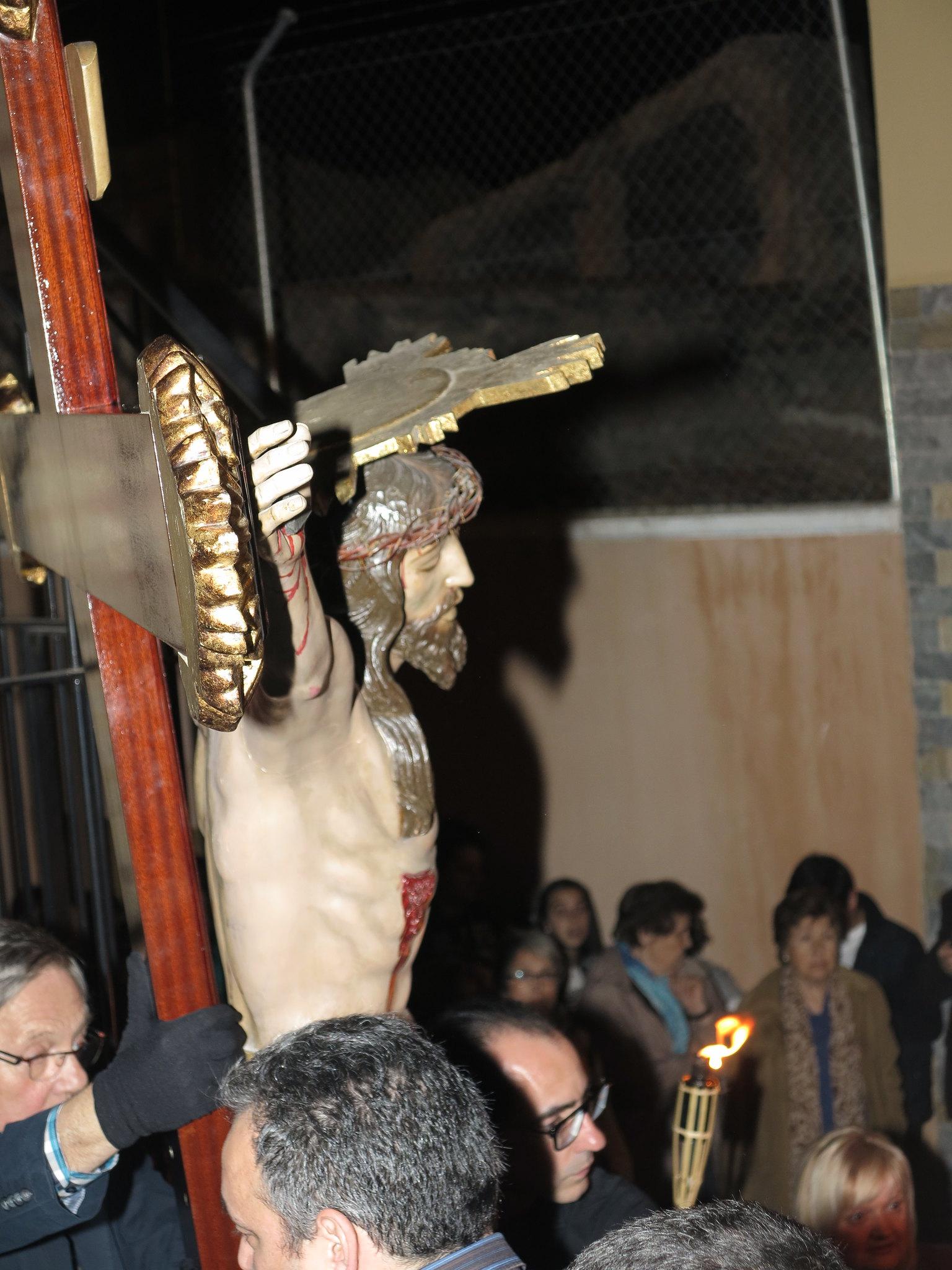 (2014-04-01) - V Vía Crucis nocturno - Antonio José Verdú Navarro (20)