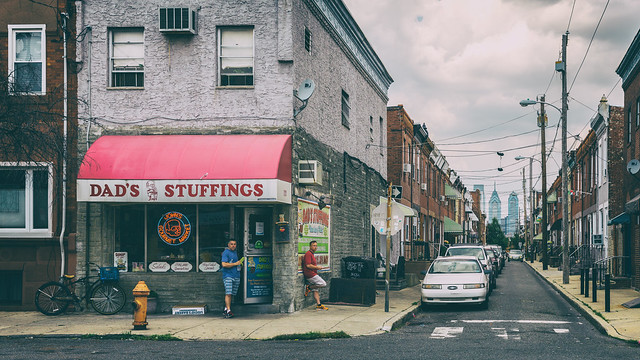Dad's Stuffings, South Philly