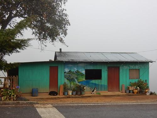 San Jose del Pacifico - huis