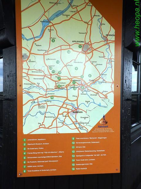 2016-04-12         2 daagse Lunteren      1e dag  25 Km  (128)