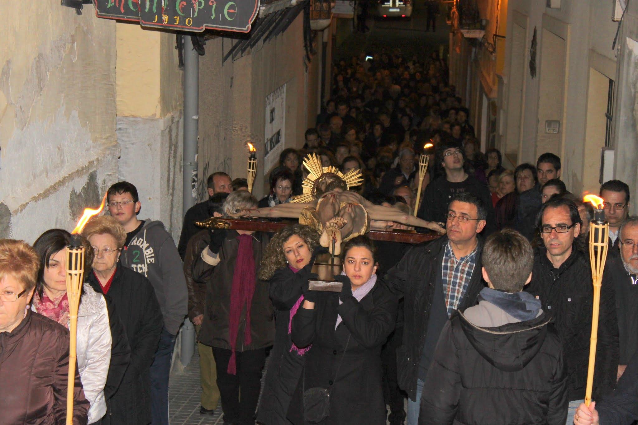 (2013-03-22) - IV Vía Crucis nocturno - Javier Romero Ripoll (133)