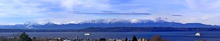 Puget Sound Afternoon Panorama | by Urban_Integration