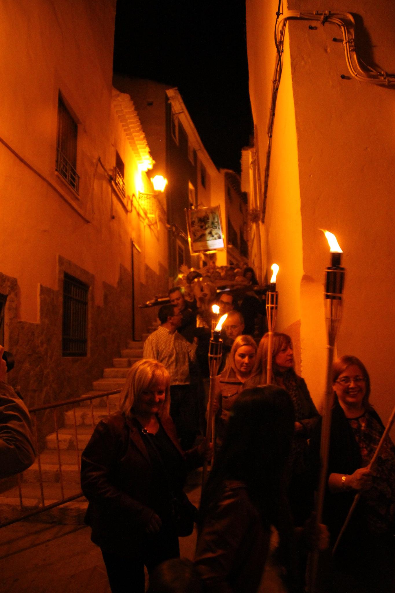 (2014-04-01) -  V Vía Crucis nocturno - Javier Romero Ripoll (112)
