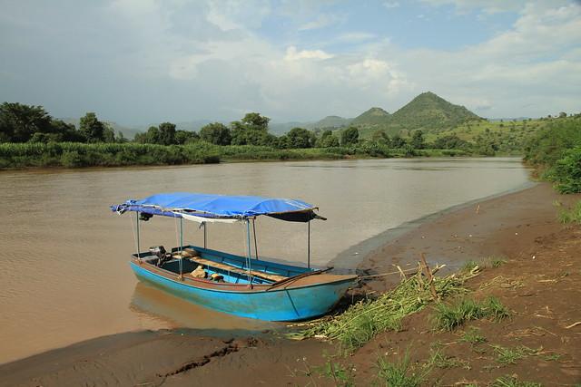 Nilo azul