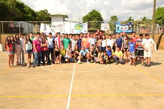 Participantes de actividades deportivas