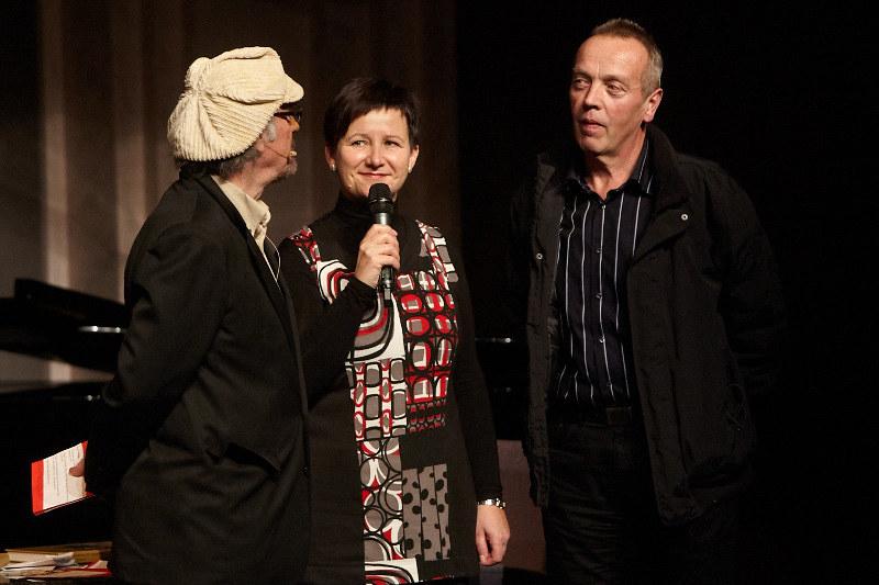 2012 predstavitev knjige - foto Uroš Zagožen