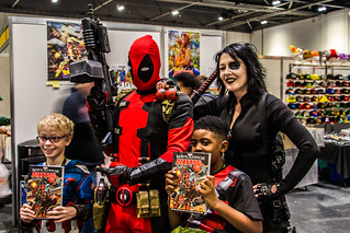 Super Comic Book Con.. London | by BatCam Photography
