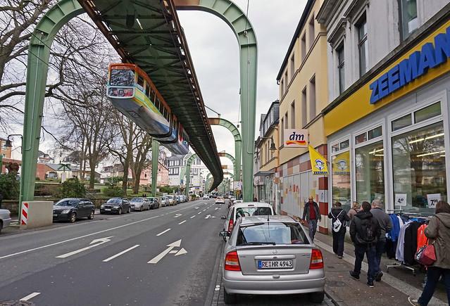Wuppertal - Vohwinkel, Vohwinkeler Straße 6 Februar 2016