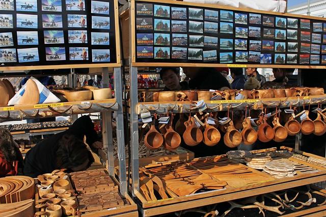 tienda de Souvenirs en Finlandia