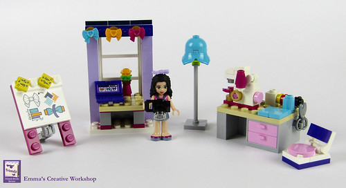 Review - Emma's Creative Workshop (41115) | by kjw010