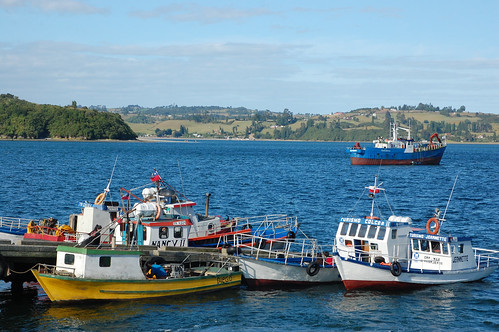 Views of Castro, Chiloé, Chile | by blueskylimit